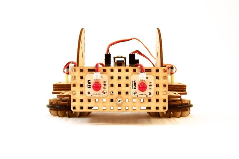 hoovercraft robot