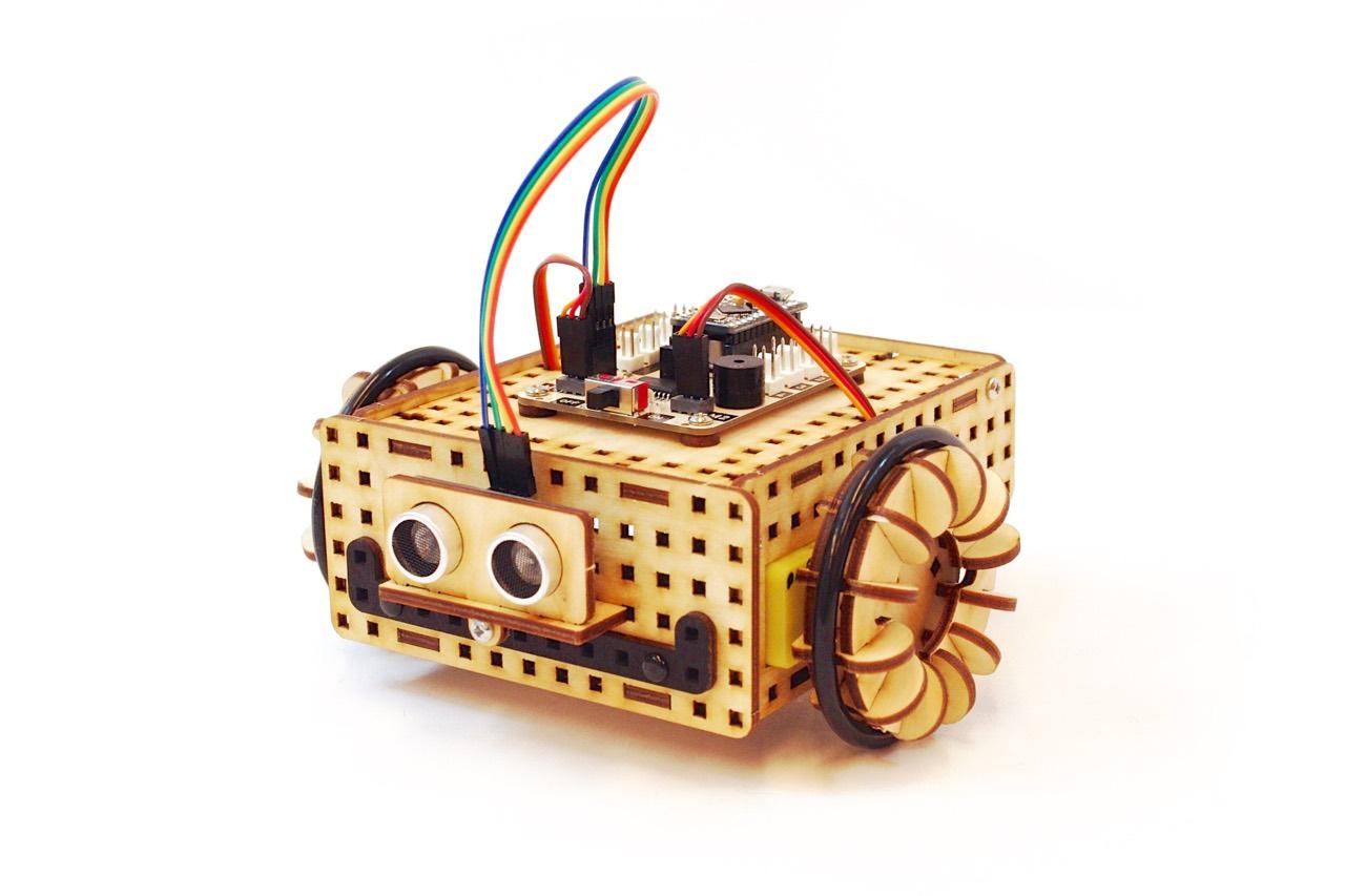 Rover robot - EDUBOX