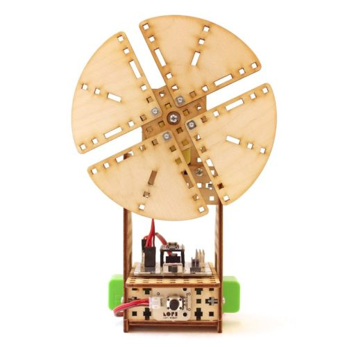 windmill lofi robot edubox