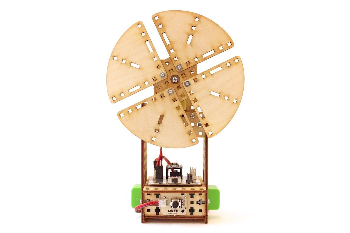 windmill lofi robot edubox