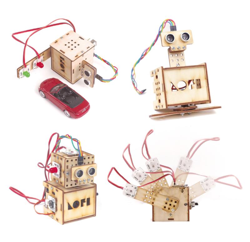Documentation - LOFI Robot