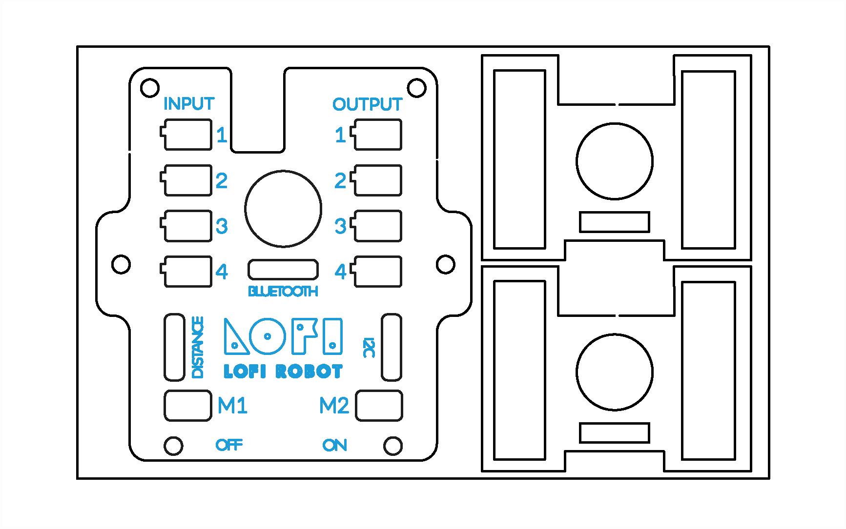 LOFI_Robot_Rover_assembly