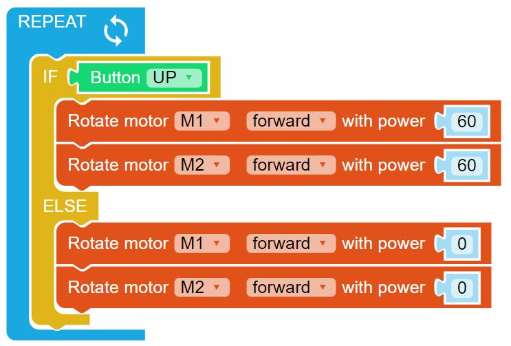 LOFI_Robot_programming_steering
